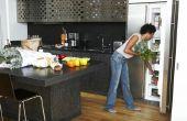 Wat doet een Diffuser in een koelkast?