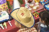 Tekst ideeën voor uitnodigingen voor Western feest