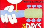 Hoe een Woodstock feestje