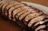 How to Cook een Roast Loin varkensvlees in een Crock Pot