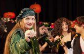 Club promotie ideeën voor Halloween