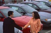 Georgië wetten op maximale rente voor gebruikte auto 's