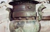 Op welke manieren de Chinezen gebruikten Staal & ijzer?