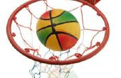 Hoe maak je een basketbal hoepel voor uw kamer