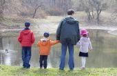 Regels voor vaders strijden voor de bewaring van het kind in North Carolina