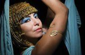 Hoe te doen van Cleopatra make-up voor Halloween