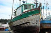 Hoe ongewenste een boot