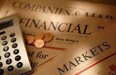 How to Make Money in een Down markt