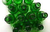 Verkoopbare dingen uit flessen te maken