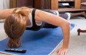 Hoe maak je een mand van de Gift voor een Fitness-Buff