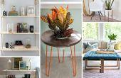 DIY Build uw eigen woonkamer meubels