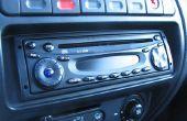 JVC auto Radio instructies