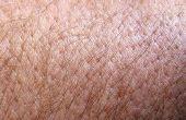 De gevolgen van het niet zwemmen op huid