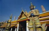 Hoe te schrijven van subsidies voor boeddhistische tempels
