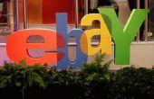 Het gebruik van een betaalkaart voor een eBay-transactie
