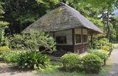 Bouw van traditionele Japanse huizen