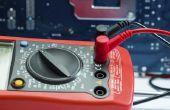 Hoe om te controleren van een Transistor met een digitale MultiMeter