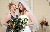 De beste manier om de stoom van een Bruidsmeisjesjurk