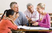 Activiteiten voor een Classroom Management Workshop