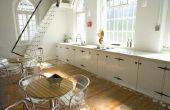 Hoe maak je een keuken Backsplash op een begroting