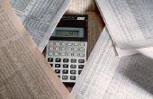 De kosten functie in de economische wetenschappen