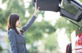 Verzekering verordeningen betreffende het gebruik van een persoonlijk voertuig op het werk