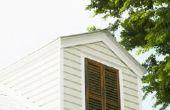 Het bijwerken van een bestaande Cape Cod-huis