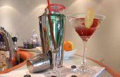 Hoe om te mengen wodka drinken voor een grote groep