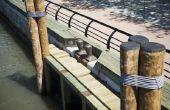 Hoe maak je een nautische houten Post
