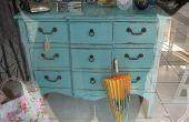 Ideeën voor het schilderen van houten meubelen