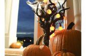 Halloween kostuums voor opvang leraren