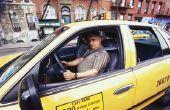 Hoeveel kost de gemiddelde taxichauffeur maken?