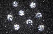 Hoe om te scheiden van grind van diamanten