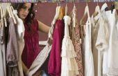 Tien stuks van kleding te maken veel Outfits