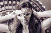 Hoe voor te bereiden voor maskerade partij voor tieners