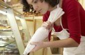 Hoe te te verfraaien een Cake met slagroom