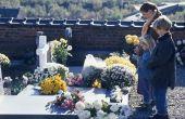 Hoe Start ik een familie begraafplaats