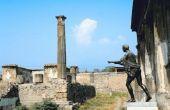 Welke dieren & planten zijn van nature uit Pompeii?
