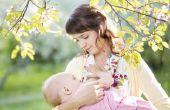 Moeten worden borstvoeding spugen Up witte dikke melk?