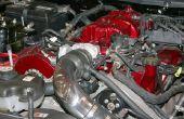 Nissan Maxima Vacuum lek symptomen