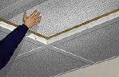 Hoe Hang een Drop plafond