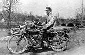 Wat Is een gekleefde titel voor motorfietsen?