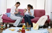 Hoe te slapen hebben een sociaal leven nadat hij een ouder