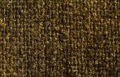 Het verwijderen van vlekken van Tweed