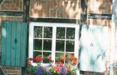 Hoe te monteren van een venster in op een bakstenen huis