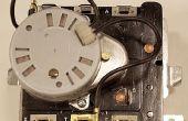 Hoe te testen een droger Timer-Motor