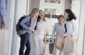Ideeën voor een Crazy Mall Scavenger Hunt voor tieners