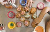 Cookie-thema Kid's Party activiteiten