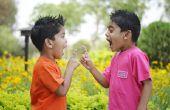 Activiteiten voor kinderen omgaan met zuster rivaliteit