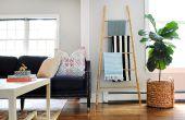 Hoe maak je een bamboe-Ladder